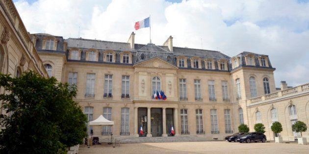 Séminaire gouvernemental à l'Elysée: sécurité, emploi, environnement au