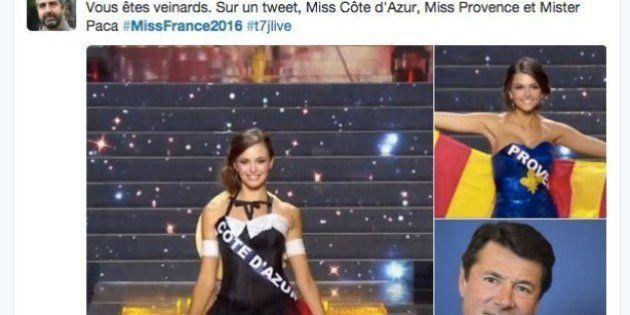 PHOTOS. Miss France 2016: pendant la compétition, la bataille des tweets a fait