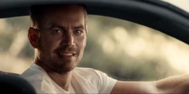 VIDÉO. Fast and Furious 7: Vin Diesel publie une chanson en hommage à Paul Walker sur