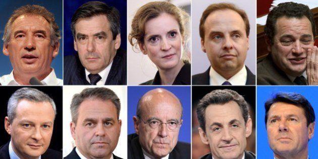 Primaire UMP: les candidats se bousculent, Dupont-Aignan