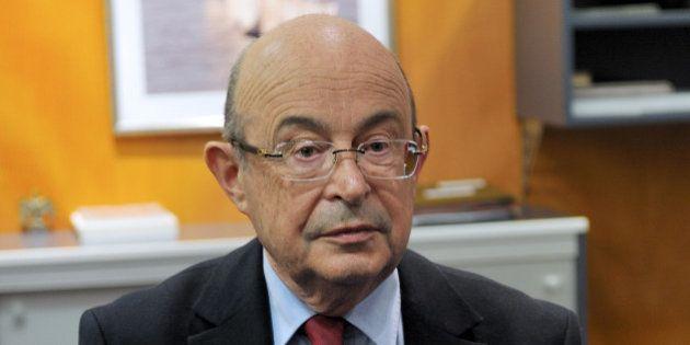Jean Germain, ex-maire de Tours et sénateur PS impliqué dans le procès des