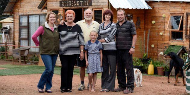 Afrique du Sud : l'hommage des nostalgiques de l'apartheid à
