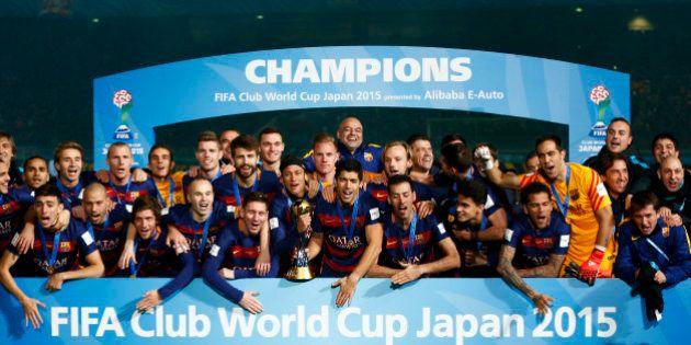 VIDÉO. Le FC Barcelone remporte le Mondial des clubs pour la 3e