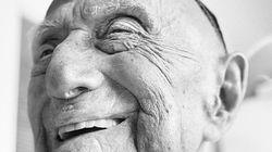 J'ai rencontré l'homme le plus vieux du monde et c'est une partie de moi que j'ai