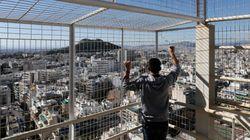 Les Syriens repoussés des portes de