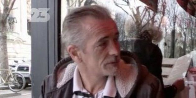 Le SDF le plus célèbre de France, Michel Baldy, est