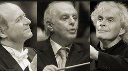 La philharmonie de Berlin offre un concert aux
