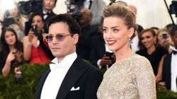 Johnny Depp et Amber Heard se sont