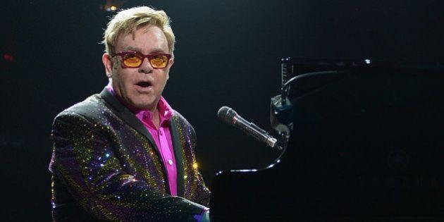 Elton John va plaider la cause des homosexuels en Russie lors de son concert à