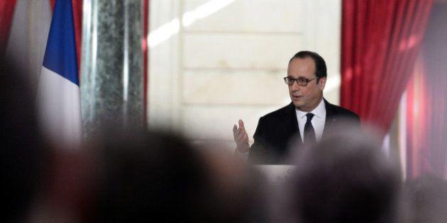 Revivez la conférence de presse de François Hollande à