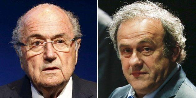 Pour Sepp Blatter et Michel Platini, le jugement dernier est