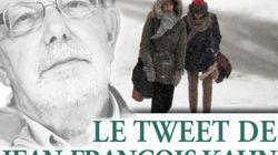Inouï, terrifiant : il neige en hiver