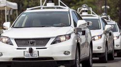 Une Google car responsable en partie d'un accident pour la première fois (à