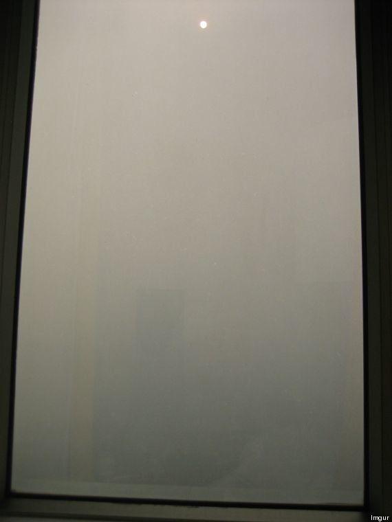 PHOTOS. Un record de pollution à