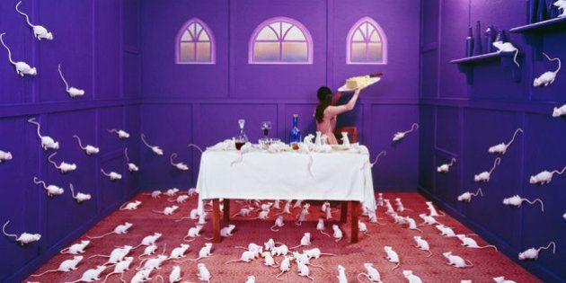PHOTOS. L'artiste Jee Young Lee transforme son studio en pays des