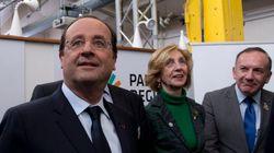 Hollande distribue des