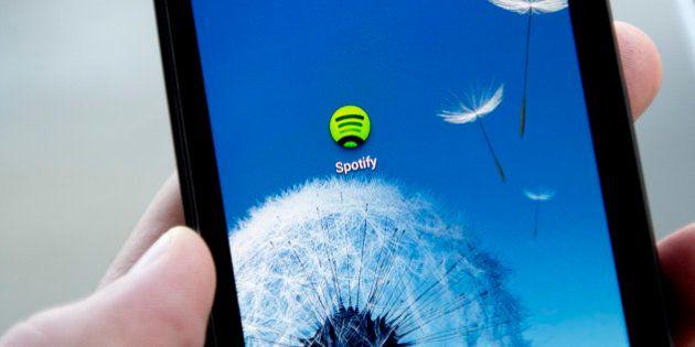 Mobile: Spotify pourrait introduire un service de musique gratuite en streaming sur