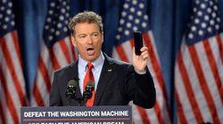 Le libertarien Rand Paul annonce sa candidature à la Maison