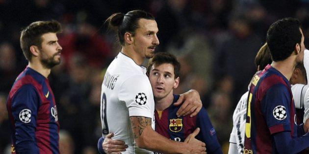 PSG-Barcelone en quarts de finale de la Ligue des champions: 73% des Français ne soutiendront pas