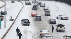 Violente tempête de neige dans l'est des États-Unis : 10