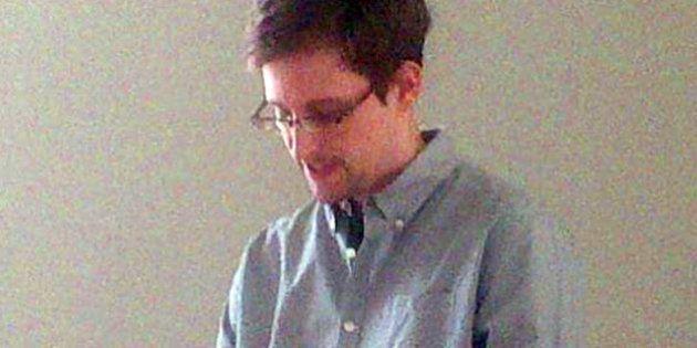 Edward Snowden ne peut toujours pas sortir de l'aéroport de