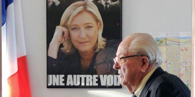 Front national: Jean-Marie Le Pen désavoué et privé