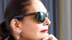 Maria Luisa, l'œil de la mode le plus aiguisé de Paris, est