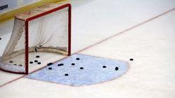 À Sotchi, le palet de hockey fait
