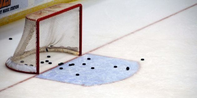 JO de Sotchi : le palet de hockey sur glace, objet de