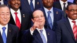 Hollande fait le point à l'issue du sommet