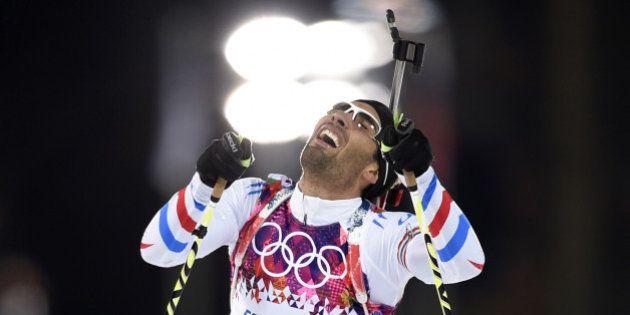 Médailles françaises à Sotchi : Fourcade décroche (encore) la médaille