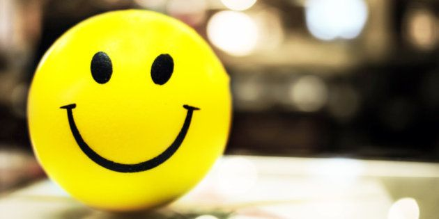 Smile to the people you meet, you will find that smiling is contagious.