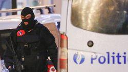 Attentats: les 5 personnes interpellées à Bruxelles ont été