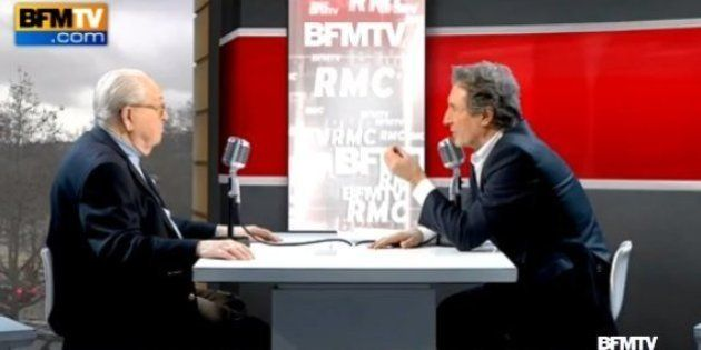 Front national: Bourdin