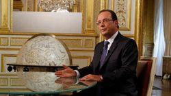 Hollande pour des livraisons d'armes