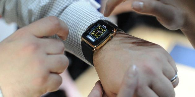VIDÉOS. Apple Watch: les premiers tests sont arrivés, voici le