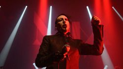 Marilyn Manson agressé dans un