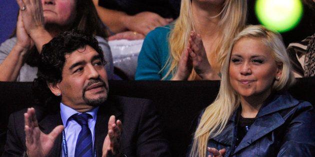 Diego Maradona a reconnu un quatrième