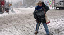 Tempête de neige dans l'Est américain : 18