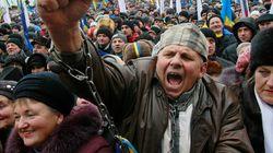 Ukraine 200.000 opposants pro-européens dans le centre de