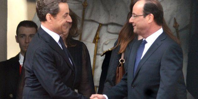 Hollande et Sarkozy iront ensemble pour rendre hommage à Nelson Mandela... mais dans deux