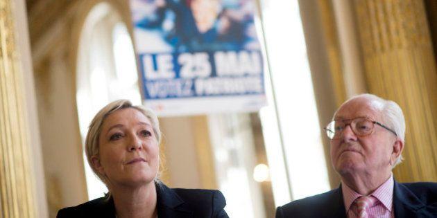 Jean-Marie et Marine Le Pen accusés d'avoir sous-évalué leur