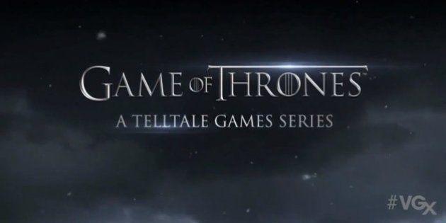 VIDÉO. Game of Thrones : un jeu vidéo en 2014, par les créateurs du jeu Walking