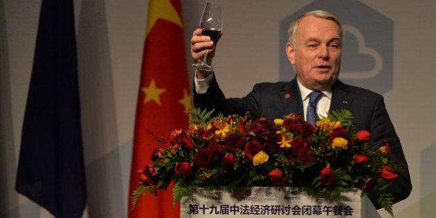 Ayrault en Chine: le gouvernement scelle une visite
