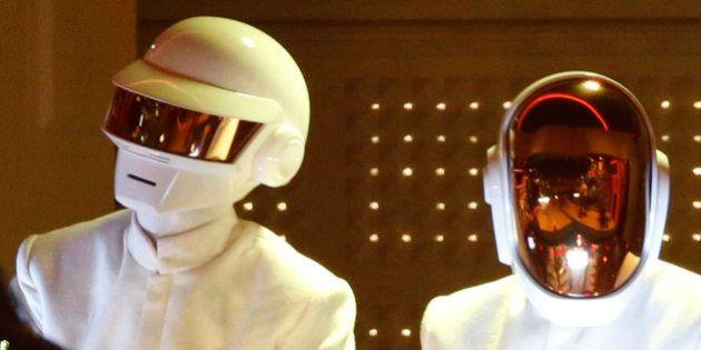 Victoires de la musique 2014 : l'absence des Daft Punk fait