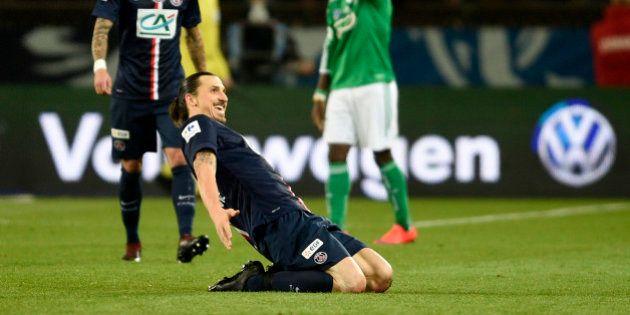 VIDÉOS. Le résumé et les buts de PSG - Saint-Étienne. Les Parisiens rejoignent Auxerre en finale de la...