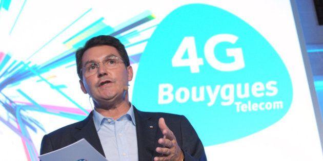 Bouygues Telecom propose à son tour la 4G au prix de la