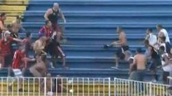 Brésil : violents affrontements entre supporteurs, 3 blessés