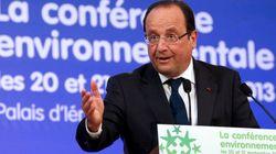 Hollande promeut rénovation thermique et économies d'énergie pour réchauffer ses relations avec les