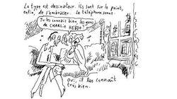 Joann Sfar débute la publication de ses nouveaux carnets sur Le HuffPost un mois après l'attaque de Charlie